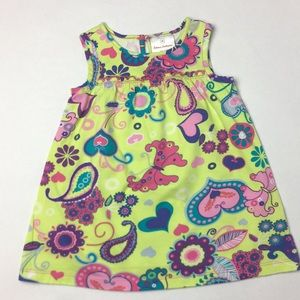 HANNA ANDERSSON dress/tunic top
